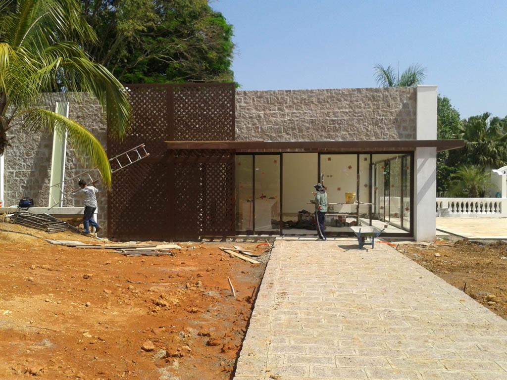 Residência no Condomínio Terras de São José